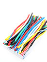 70pcs 150mm krympeslange tube sleeving wrap ledning kabel eske kit