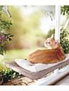 고양이 침대 애완동물 매트&패드 폴더 화이트 애완 동물