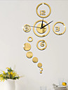 Modern / Contemporary Acrylic / Plastic Indoor / Outdoor Wall Clock