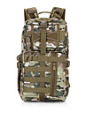 30 L Hiking & Backpacking Pack Backpack Hunting Fishing Climbing Cycling/Bike Traveling Security Running Camping & Hiking Quick Dry Dust