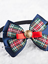 Dog Collar Adjustable / Retractable Cute and Cuddly Textile 1# 2# 3# 4# 5#