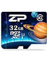 ZP 32GB TF cartao Micro SD cartao de memoria UHS-I U1 class10