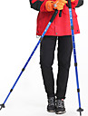Aluminum Telescopic Cane Outdoor Alpenstock Four Sections For Men And Women Camping Hiking Trekking Pole