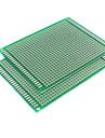 placa universal de face unica fibra de vidro prototipagem PCB (7 centimetros * 9 centimetros)