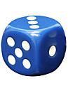 Royal St Bar Club Supplies 18 Mm Dice Colour Rounded Resin Materials Environmental Protection And Durable 10 / Package