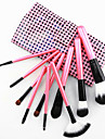 10pcs Professional Makeup Brushes Makeup Brush Set Goat Hair Brush / Artificial Fibre Brush / Horse Eye / 1 * Fan Brush / 2 * Eyeshadow
