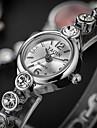 Women\'s Dress Watch Bracelet Watch Quartz Japanese Quartz Water Resistant / Water Proof Alloy Band Sparkle Silver