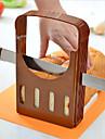 Outils de cuisine Plastique Creative Kitchen Gadget Pour pain Cutter & Slicer