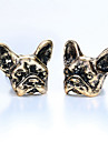 Women\'s Stud Earrings / Earrings - Dog, Animal Fashion Gold / Black / Silver For Daily / Casual