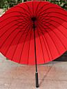 текстильный / Силикон / Металл Муж. / Жен. / Девочки Зонт от солнца / Солнечный и дождливой / От дождя Складные зонты