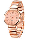 Stainless Steel Band Women Bracelet Watches Female Date Clock Girls Quartz Watch For Ladies Dress Watch Gold Clock