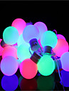 40-LED 5M Waterproof  Plug Outdoor Christmas Holiday Decoration Light LED String Light
