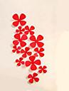 Botanique Stickers muraux Stickers muraux 3D Stickers muraux decoratifs,PVC Materiel Amovible Decoration d\'interieur Wall Decal