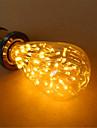 E26/E27 LED 글로브 전구 ST64 54 LED가 딥 LED 장식 따뜻한 화이트 800lm 2300K AC 220-240V