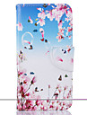 Card Holder Wallet with Stand Flower Pattern Case Full Body Case Hard PU Leather for Samsung Galaxy  J5 (2016)  J5  J3  J1 (2016)
