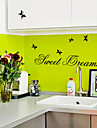 Animals Fashion Words & Quotes Wall Stickers Plane Wall Stickers Decorative Wall Stickers Home Decoration Wall Decal Wall