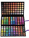180 Палитра теней Матовое стекло / Отблеск Палитра теней Хаки Большой Повседневный макияж