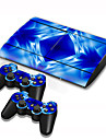 B-SKIN B-SKIN USB Sticker Voor Sony PS3 ,  Noviteit Sticker Vinyl 1 pcs eenheid