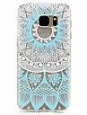 Case For Samsung Galaxy S8 / S7 edge Pattern Back Cover Flower Soft TPU for S8 / S7 edge / S7
