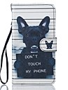 For Samsung Galaxy J5 J5 (2016) Case Dog PU Leather Wallet Galaxy J Series Cases / Covers