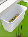 1pc Trash Bag & Can Plastic Easy to Use Kitchen Organization
