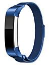Bracelet de Montre  pour Fitbit Alta Fitbit Bracelet Milanais Acier Inoxydable Sangle de Poignet
