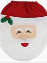 Cute Commercial Cartoon Santa Claus Toilet Lid Cushion 43cm*33cm