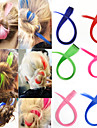 Synthetic Hair Hair Extension Straight Classic Clip In Daily High Quality