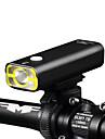 Lanternas LED / Lanternas de Mao / Luz Frontal para Bicicleta LED XP-G2 CiclismoRegulavel / Prova-de-Agua / Recarregavel / Facil de