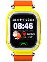 Reloj Deportivo Reloj de Moda Reloj elegante Digital Piel Azul / Naranja / Rosa Resistente al Agua Pantalla Tactil Monitor de Pulso Cardiaco Digital Lujo Casual - Naranja Azul Rosa / Podometros