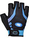 FJQXZ Sports Gloves Wearable Breathable Anti-skidding Fingerless Gloves Sponge Cycling / Bike Downhill Men\'s Women\'s