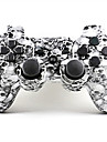 Joystick sans fil bluetooth dualshock3 sixaxis controleur rechargeable gamepad pour ps3