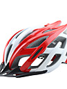 Bike Helmet CE Cycling 25 Vents Adjustable One Piece Visor Mountain Ultra Light (UL) Sports Youth PC EPS Mountain Cycling Road Cycling