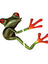 ziqiao 차원 개구리 방수 자동차 스티커 재미 도마뱀 자동차&오토바이 스티커 데칼