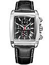MEGIR Men\'s Quartz Digital Wrist Watch Military Watch Sport Watch Calendar / date / day Chronograph Water Resistant / Water Proof Genuine
