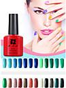 Nail Polish UV Gel  10 1 Soak Off UV Color Gel Soak off Long Lasting