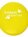 Interaktives Hunde-Frisbee Teller Langlebig Kunststoff Fuer Hundespielzeug