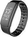 Pulseira inteligente Tela de toque Monitor de Batimento Cardiaco Calorias Queimadas Pedometros Distancia de Rastreamento Anti-lost