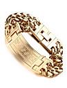 Men\'s Chain Bracelet European Bohemian Fashion Handmade Stainless Steel Infinity Jewelry For Wedding Party Anniversary Birthday
