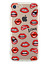 For iPhone X iPhone 8 iPhone 7 iPhone 7 Plus iPhone 6 Case Cover Ultra-thin Pattern Back Cover Case Sexy Lady Soft TPU for Apple iPhone X