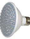 1pc 5 W 450 lm E26 / E27 Ampoule en croissance 80 Perles LED SMD Decorative Rouge / Bleu 220-240 V / 1 piece / RoHs