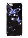 용 크리스탈 패턴 DIY 케이스 뒷면 커버 케이스 버터플라이 소프트 TPU 용 Apple아이폰 7 플러스 아이폰 (7) iPhone 6s Plus iPhone 6 Plus iPhone 6s 아이폰 6 iPhone SE/5s iPhone 5
