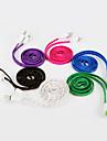 USB 2.0 / Type-C Adaptateur de cable USB Tresse / Plat Cable Pour Samsung / Huawei / LG 100cm Nylon