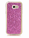 Case For Samsung Galaxy A5(2017) A3(2017) Other Back Cover Glitter Shine Soft TPU for A3(2017) A5(2017)