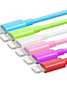 USB 3.0 조명 데이타& Sync 충전 코드 충전 케이블 코드 보통 케이블 iPad Apple iPhone 용 100cm탄성 고무