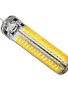 YWXLIGHT® 1pc 5W 400-500 lm GY6.35 LED Bi-pin Lights T 120 leds SMD 5730 Decorative Warm White Cold White AC/DC 12 DC 12-24V