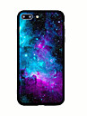 Coque Pour Apple iPhone X iPhone 8 Motif Coque Ciel Paysage Dur Acrylique pour iPhone X iPhone 8 Plus iPhone 8 iPhone 7 Plus iPhone 7