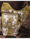 Shoulder Bag Belt Pouch/Belt Bag Chest Bag for Camping / Hiking Climbing Leisure Sports Traveling Survial Sports Bag Waterproof