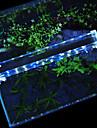 Aquarium Eclairage LED Blanc Bleu Comprend Interrupteur(s) Lampe a LED 220V
