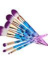7pcs профессиональный Кисти для макияжа Наборы кистей / Щетка контура / Кисть для основы Кисть из синтетических волокон / Синтетические